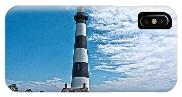 Bodie Lighthouse IPhone Case
