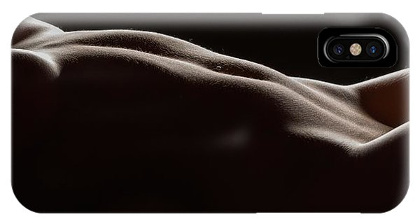 Bodyscape 254 IPhone Case
