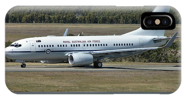 Boeing 737-7dt IPhone Case