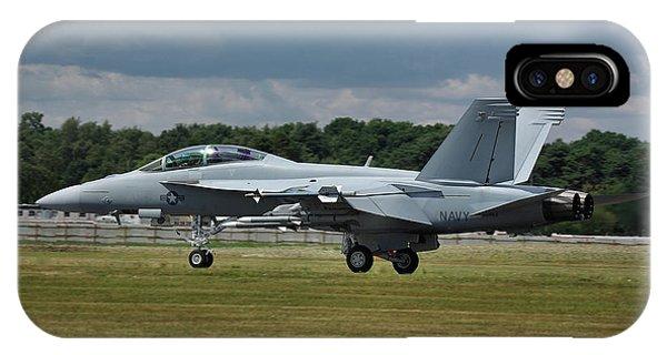 Boeing Super Hornet  IPhone Case