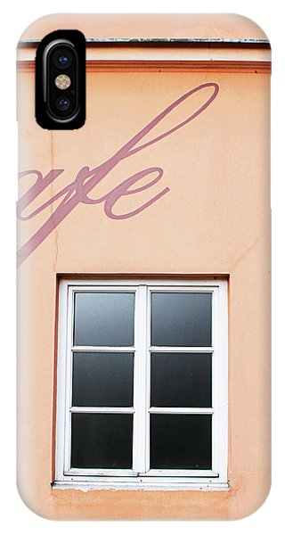Cafe iPhone Case - Bohemian Cafe- By Linda Woods by Linda Woods