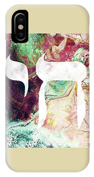 Bar iPhone Case - Bohemian Chai- Art By Linda Woods by Linda Woods