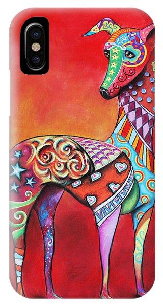 Italian Greyhound  IPhone Case