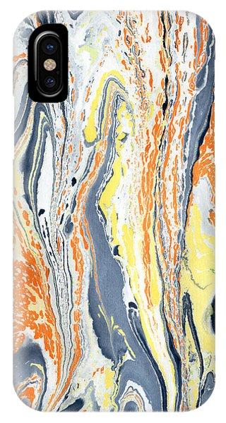 Boiling Lava IPhone Case