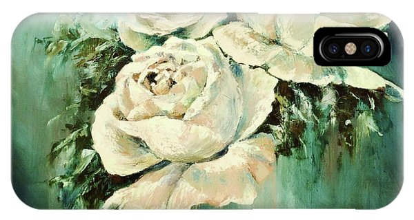 Bold Blooms IPhone Case