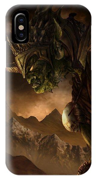 Bolg The Goblin King IPhone Case