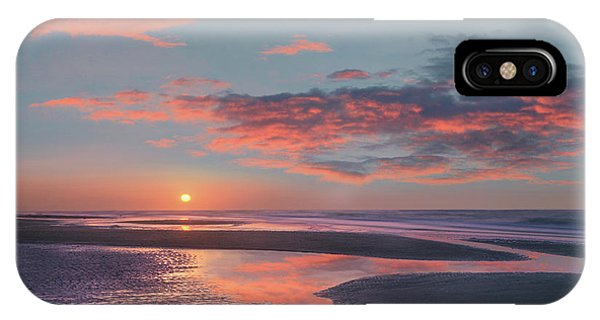 Bolivar Flats, Texas IPhone Case