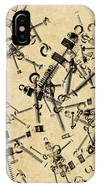 Factory iPhone Case - Bolt Action Bots by Jorgo Photography - Wall Art Gallery
