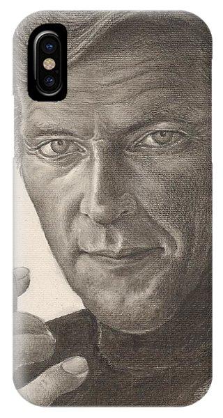 Bond Portrait IPhone Case