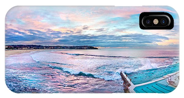 Bondi Beach Icebergs IPhone Case