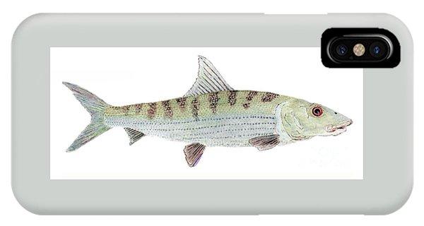 Bonefish IPhone Case