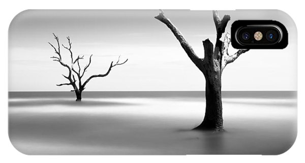 Long Beach Island iPhone Case - Boneyard Beach V by Ivo Kerssemakers