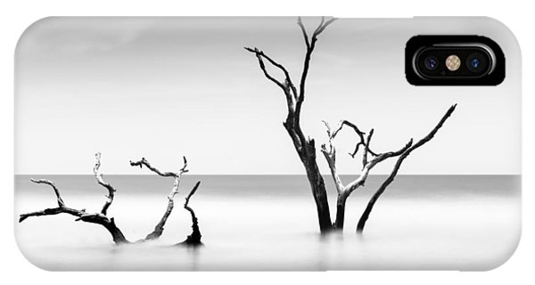 Bull iPhone Case - Boneyard Beach Viii by Ivo Kerssemakers