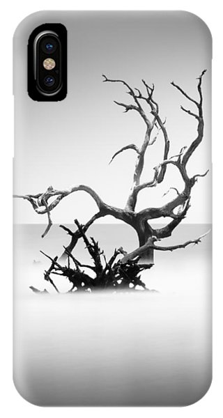 Long Beach Island iPhone Case - Boneyard Beach X by Ivo Kerssemakers