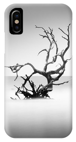 Bull iPhone Case - Boneyard Beach X by Ivo Kerssemakers