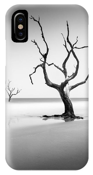 Long Beach Island iPhone Case - Boneyard Beach Xiii by Ivo Kerssemakers