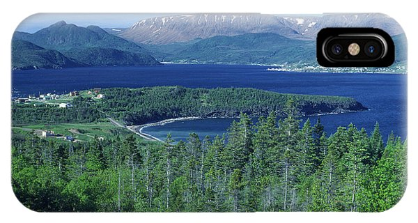 Bonne Bay, Newfoundland IPhone Case