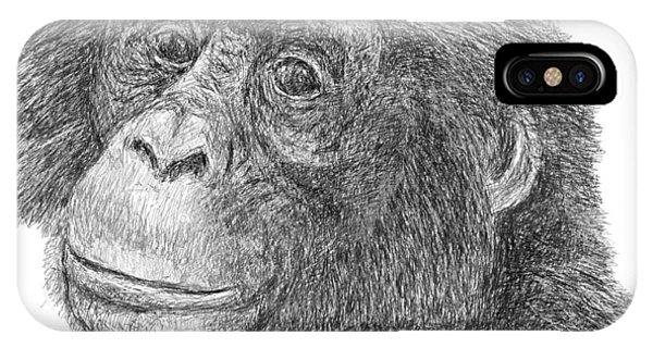 Bonobo IPhone Case