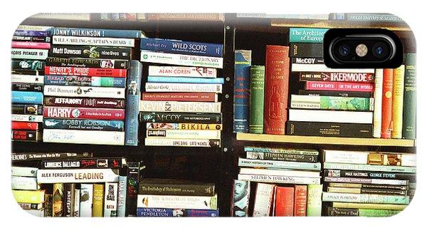 Book Shop IPhone Case