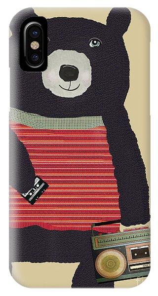 Boomer Bear  IPhone Case