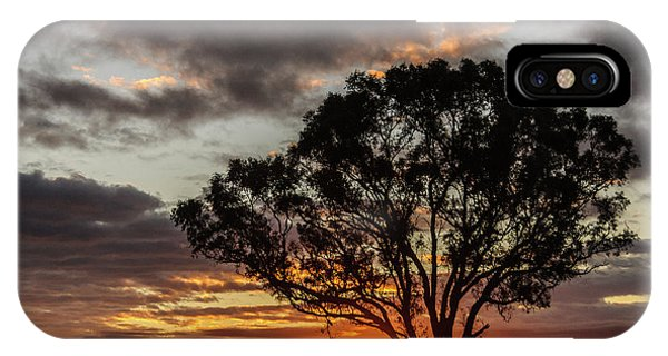 Boorowa Sunset IPhone Case