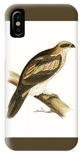 Booted Eagle IPhone Case