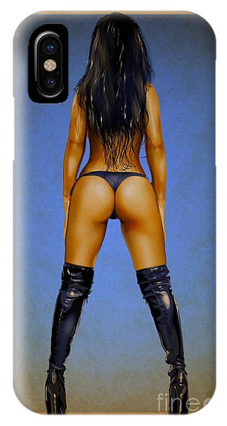 Booty IPhone Case
