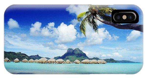 Bora Bora, Lagoon Resort IPhone Case