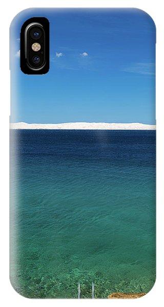 Bora In Velebit Kanal I IPhone Case