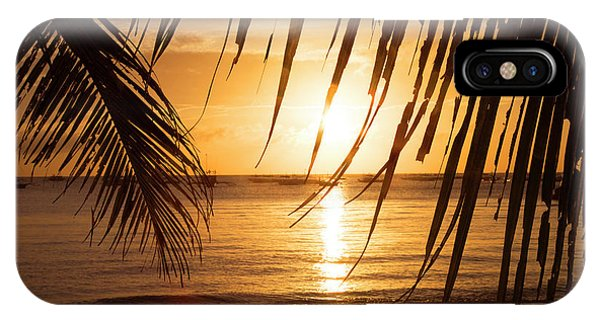Boracay Philippians 5 IPhone Case