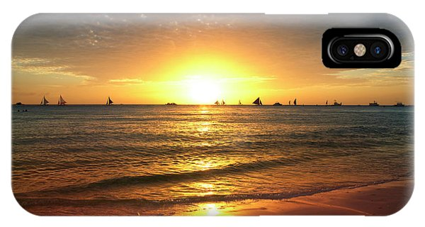 boracay,Philippians 4 IPhone Case