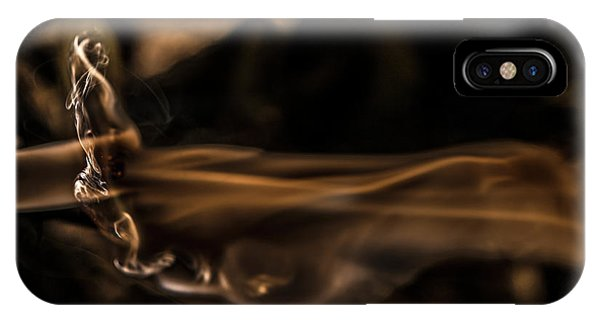 Born Of Flame IPhone Case