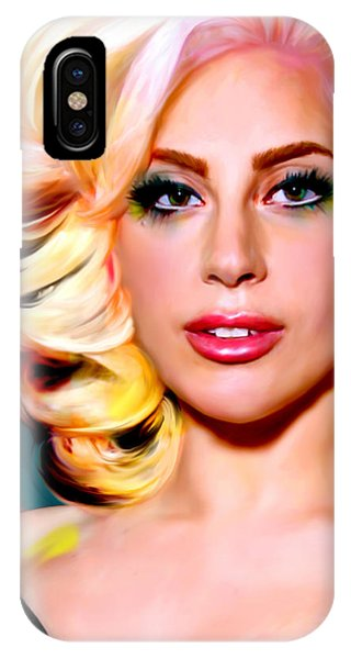 Born This Way, Lady Gaga IPhone Case