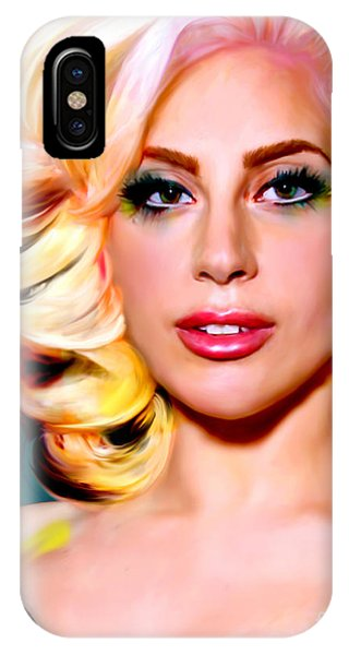 Born This Way, Lady Gaga IPhone Case