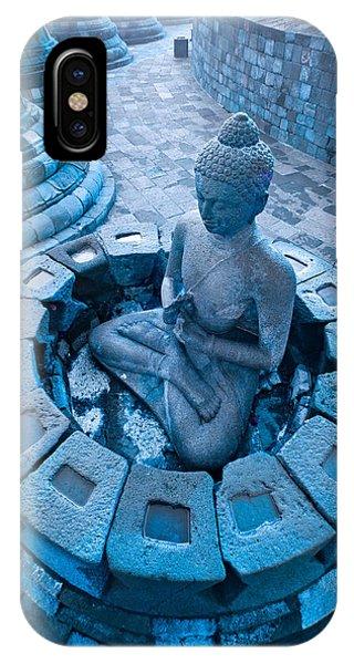 Borobudur Temple IPhone Case