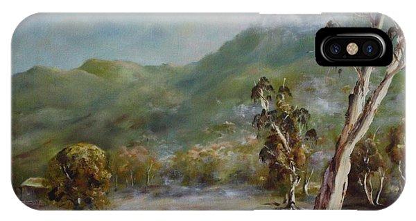 Boronia Peak IPhone Case