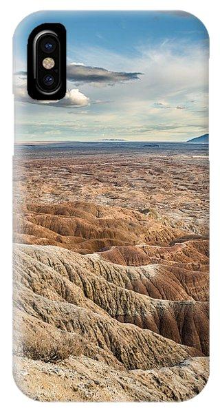 Borrego Badlands IPhone Case