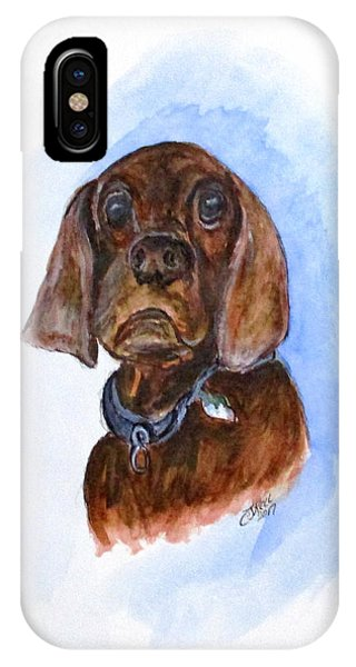 Bosely The Dog IPhone Case