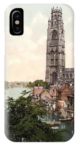 Boston - England IPhone Case