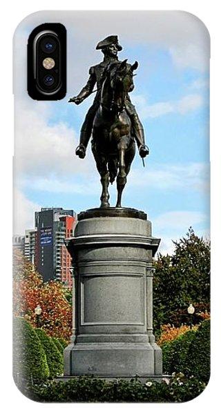 Boston Common IPhone Case