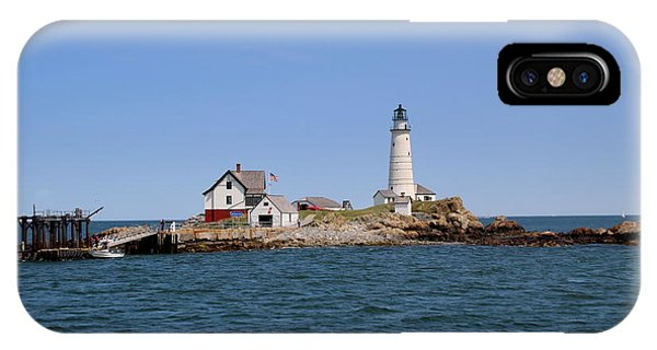 Boston Light IPhone Case