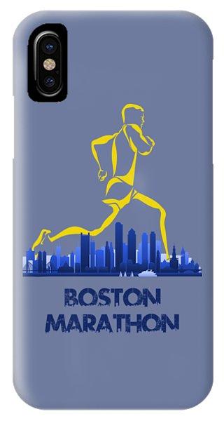 Boston Marathon5 IPhone Case