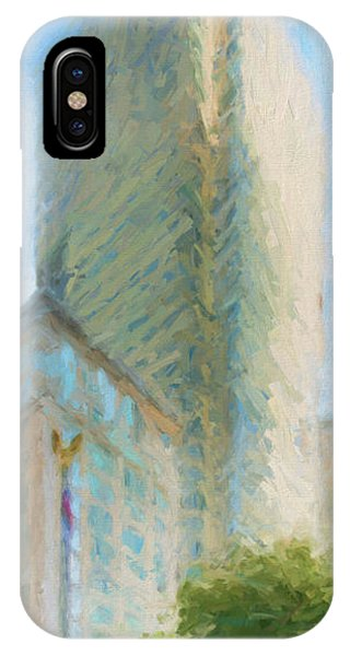 Boston Private Bank At Post Office Square IPhone Case