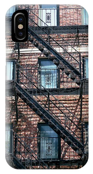 Boston Stairs IPhone Case