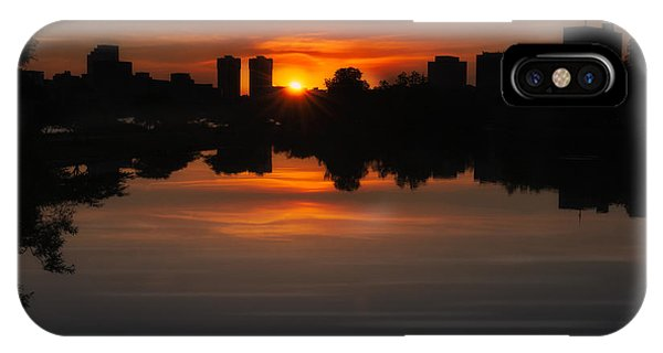Boston Sunrise IPhone Case
