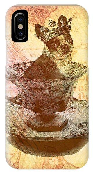 Boston Tea Party IPhone Case