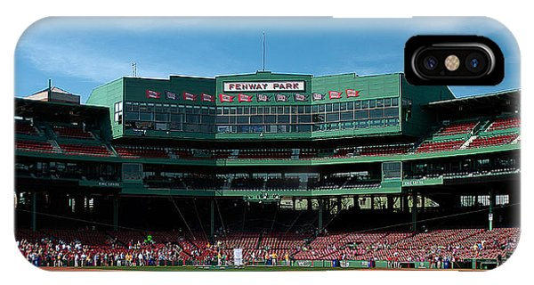 Boston's Gem IPhone Case
