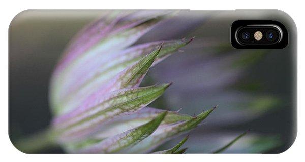Botanica ... Flight IPhone Case