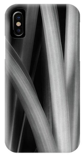 Plant iPhone Case - Botanical Abstract I by Tom Mc Nemar
