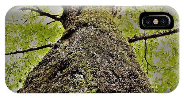 Botanical Behemoth IPhone Case